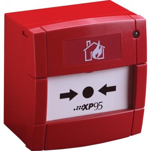 PULS MAN INDIRIZ Reset. Isolatore E Box