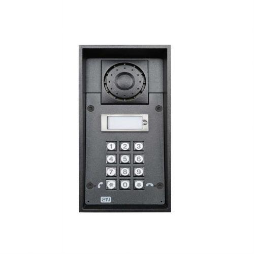 2N® Force - 1 pulsante e tastiera