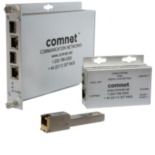 TEL IP MPIX INT D/N Media Converter SFP