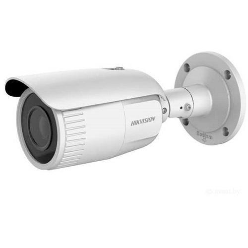 Telecamera di rete Hikvision DS-2CD1643G0-IZ 4 Megapixel - Colore - 30 m Night Vision - MJPEG, H.264, H.265 - 2560 x 1440 - 2,80 mm - 12 mm - 4,3x Ottico - CMOS - Cavo - Proiettile - Montaggio sulla scatola di collegamento