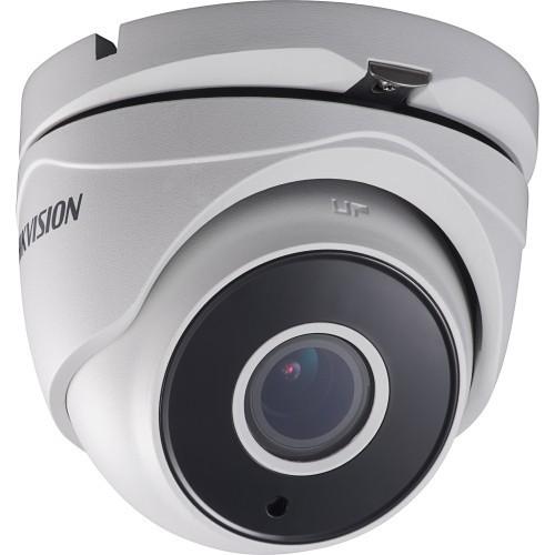 Videocamera di sorveglianza Hikvision Turbo HD DS-2CE56D7T-IT3Z 2 Megapixel - Colore, Monocromatico - 40 m Night Vision - 1920 x 1080 - 2,80 mm - 12 mm - 4,3x Ottico - CMOS - Cavo - Minicupola - Montaggio a muro, Montaggio poli, Montaggio ad angolo, Montaggio sulla scatola di collegamento, Ceiling Mount