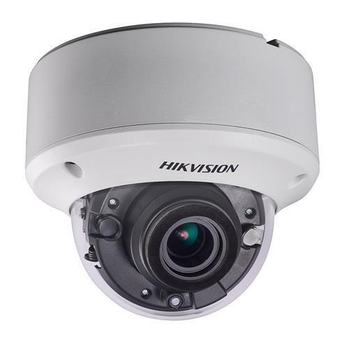 Videocamera di sorveglianza Hikvision Turbo HD DS-2CE56D7T-VPIT3Z 2 Megapixel - Colore, Monocromatico - 40 m Night Vision - 1920 x 1080 - 2,80 mm - 12 mm - 4,3x Ottico - CMOS - Cavo - Dome - Montaggio a muro, Montaggio poli, Montaggio ad angolo, Pendente, Ceiling Mount