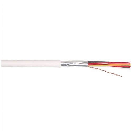 CAVO STP PVC 2x0,22+T+S 200m
