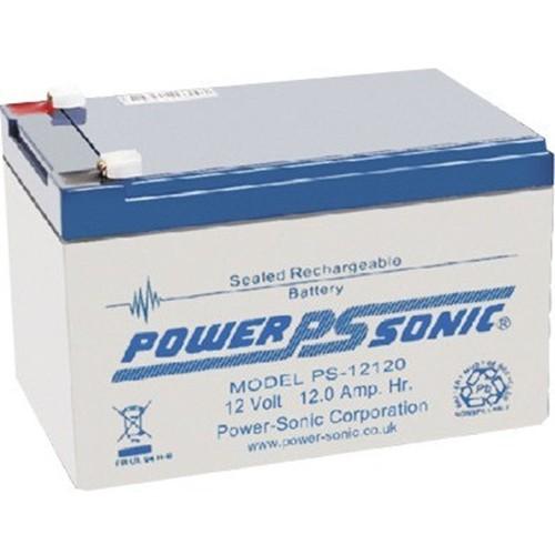 Batteria Power-Sonic PS-12120 - 12000 mAh - Dimensione batteria proprietaria - Piombo acido sigillati - 12 V DC - Batteria ricaricabile