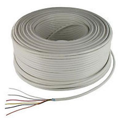 CAVO STP PVC 2X0,50+4X0,22+T+S 500m