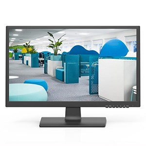 "MONITOR LED 19.5"" VGA HDMI LOOP BNC AUD"
