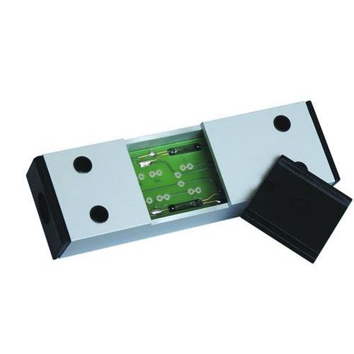 Contatto magnetico a media sicurezza per interni connessione a morsetti