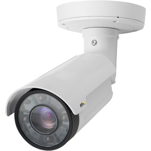 Telecamera di rete AXIS Q1765-LE - Colore, Monocromatico - 1920 x 1080 - 18x Ottico - CMOS - Cavo - Fast ethernet - Proiettile