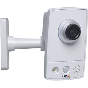 Telecamera di rete AXIS M1045-LW - Colore - 10 m Night Vision - H.264 - 1920 x 1080 - 2,80 mm - Cavo, Wireless - Cubo - Montaggio ad angolo, Montaggio a muro, Montaggio da tavolo