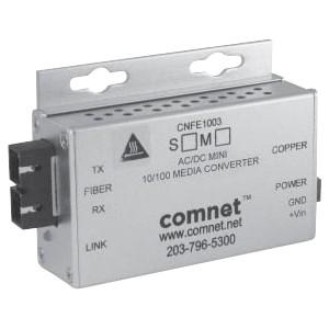 Convertitore file multimediali/ricevitore ComNet CNFE1003MAC2-M