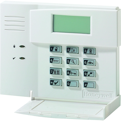 Honeywell 6148ICON - Key Code - 16 Utente(i) - LCD