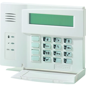 Honeywell VISTA 6164ICON - Key Code - 16 Utente(i) - LCD