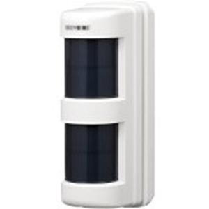 Sensore di movimento Takex TX-114FR - Wireless - Sì - 12 m Motion Sensing Distance - Montaggio a muro, Pole-mountable - Interno/esterno