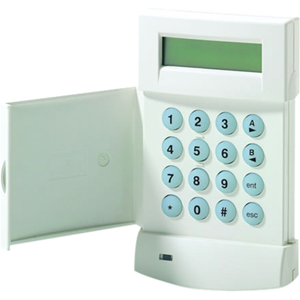 Honeywell - Key Code - LCD