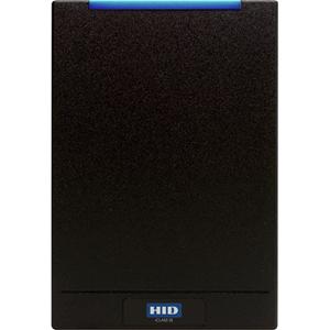 Lettore di Smart Card HID multiCLASS SE Contactless - Nero - Cavo119,38 mm Raggio d'azione