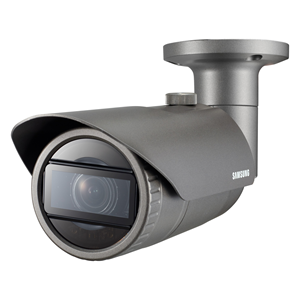 Telecamera di rete Samsung WiseNet QNO-6070RP 2 Megapixel - Colore, Monocromatico - 30 m Night Vision - Motion JPEG, H.264, H.265 - 1920 x 1080 - 2,80 mm - 12 mm - 4,3x Ottico - CMOS - Cavo