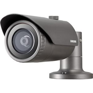 Telecamera di rete Samsung WiseNet QNO-7010R 4 Megapixel - Colore, Monocromatico - 20 m Night Vision - Motion JPEG, H.264, H.265 - 2592 x 1520 - 2,80 mm - CMOS - Cavo - Proiettile