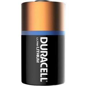 Batteria Duracell - 1400 mAh - CR123A - Litio (Li) - 3 V DC