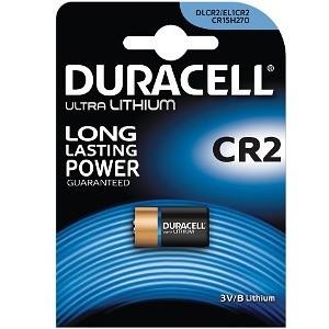 Batteria Duracell - 780 mAh - CR2 - Litio (Li) - 3 V DC