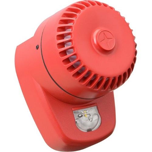 Allarme Sicurezza Eaton RoLP LX - 60 V DC - 102 dB(A) - Udibile, Visual - Rosso, Rosso