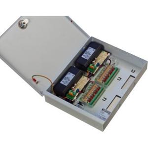 Alimentazione Elmdene Vision VRS124000-4-T - 120 V AC, 230 V AC Input Voltage - 12 V DC Output Voltage - Scatola