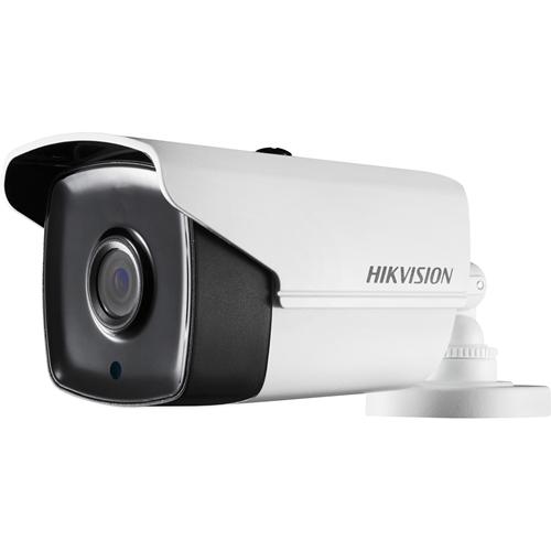 Videocamera di sorveglianza Hikvision Turbo HD DS-2CE16H1T-IT3 5 Megapixel - Monocromatico, Colore - 40 m Night Vision - 2592 x 1944 - 3,60 mm - CMOS - Cavo - Proiettile - Montaggio sulla scatola di collegamento