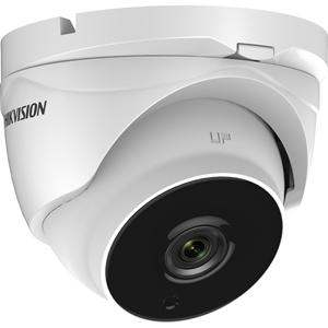 Videocamera di sorveglianza Hikvision Turbo HD DS-2CE56H1T-IT3Z 5 Megapixel - Monocromatico, Colore - 40 m Night Vision - 2,80 mm - 12 mm - 4,3x Ottico - CMOS - Cavo - Minicupola - Montaggio poli, Montaggio ad angolo, Montaggio a muro, Ceiling Mount, Montaggio sulla scatola di collegamento