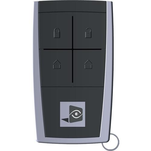 Videofied 4 Pulsanti Trasmettitore keyfob - RF - 868 MHz - Palmare