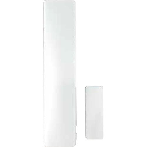 Honeywell Alpha Wireless Contatto magnetico - 25 mm Spazio - Per Porta, Window - Montaggio a muro - Bianco