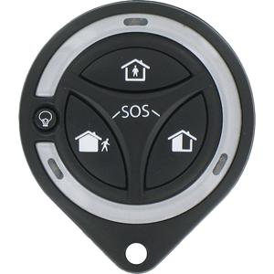 Honeywell 4 Pulsanti Trasmettitore keyfob - RF - 868,30 MHz - Palmare