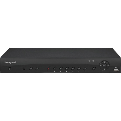 Stazione di videosorveglianza Honeywell Performance HRHT4160 - 24 Canali - Videoregistratore ibrido - H.264 Formati - 30 Fps - Ingresso video composito - 1 Audio In - 1 Audio Out - 1 VGA Out - HDMI