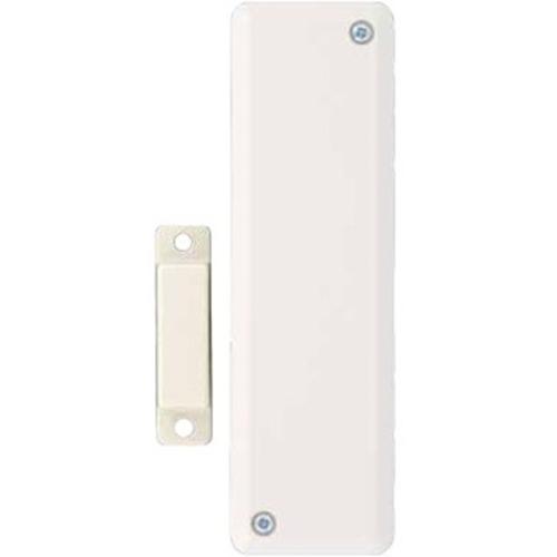 Honeywell DODT8M Wireless Contatto magnetico - Per Porta, Window - Montaggio a muro - Bianco