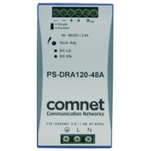 ComNet (PS-DRA120-48A) Alimentazione  PSU 120W 48Vdc DIN