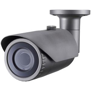 Videocamera di sorveglianza Hanwha Techwin WiseNet HD+ SCO-6083R 2 Megapixel - Monocromatico, Colore - 30 m Night Vision - 1920 x 1080 - 2,80 mm - 12 mm - 4,3x Ottico - CMOS - Cavo - Proiettile