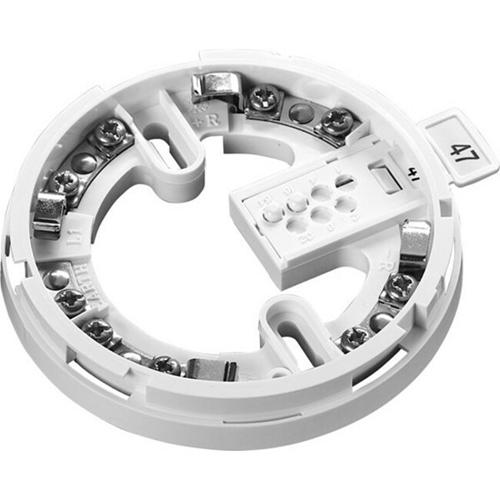 Apollo Intelligent - Per Rivelatore Fumo - Acciaio inox - Bianco