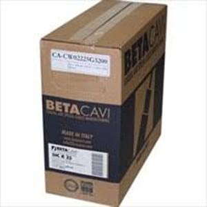 Cavo di controllo Beta Cavi - for Allarme - Cavo spellato - Cavo spellato - Bianco