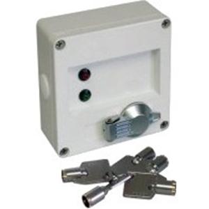 Key Lock - 1 / Confezione Cooper - Surface-mountable per Sicurezza
