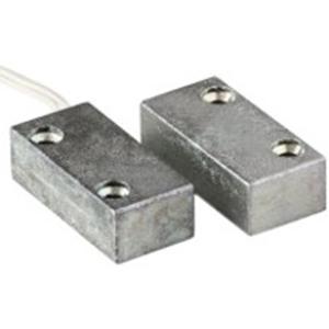Cooper Wheelock 403-AP-M Cavo Contatto magnetico - N.C. - Per Porta, Window - Superficie di montaggio - Marrone