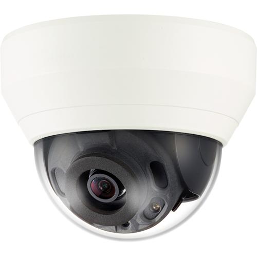 Telecamera di rete Hanwha Techwin WiseNet Q QND-7020R 4 Megapixel - Colore, Monocromatico - 20 m Night Vision - H.265, H.264, Motion JPEG - 2592 x 1520 - 3,60 mm - CMOS - Cavo - Dome - Montaggio a muro, Montaggio poli, Montaggio su tubo, Montaggio ad angolo