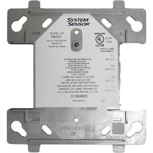 System Sensor M900X Modulo isolatore - Per Pannello di controllo