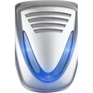 Sirena/Luce stroboscopica VENITEM Mini Murano - 98 dB - Udibile, Visual - Blu