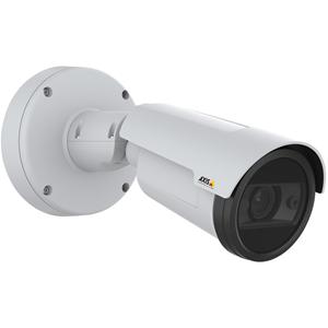 Telecamera di rete AXIS P1448-LE 8 Megapixel - Colore, Monocromatico - Motion JPEG, H.264 - 3840 x 2160 - CMOS - Cavo