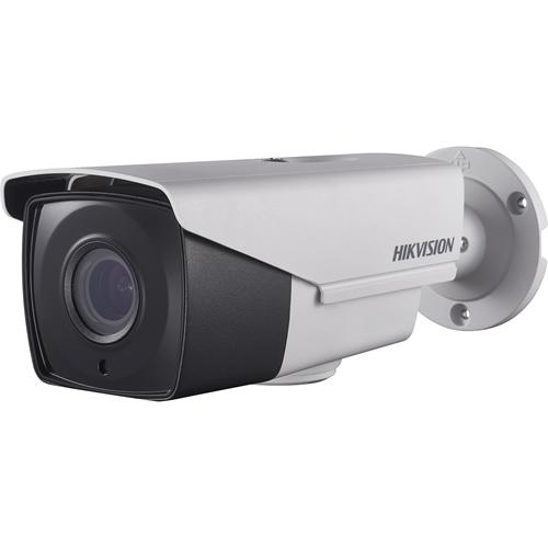 Videocamera di sorveglianza Hikvision Turbo HD DS-2CE16D8T-AIT3Z 2 Megapixel - Colore, Monocromatico - 40 m Night Vision - 1920 x 1080 - 2,80 mm - 12 mm - 4,3x Ottico - CMOS - Cavo - Proiettile - Montaggio poli, Montaggio sulla scatola di collegamento