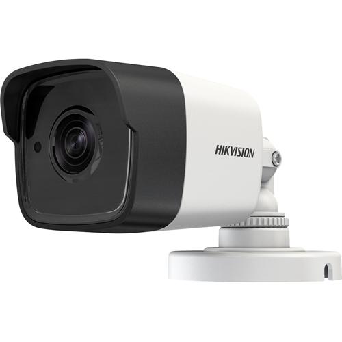 Videocamera di sorveglianza Hikvision Turbo HD DS-2CE16D8T-ITE 2 Megapixel - Colore, Monocromatico - 20 m Night Vision - 1920 x 1080 - 2,80 mm - CMOS - Cavo - Proiettile - Montaggio sulla scatola di collegamento