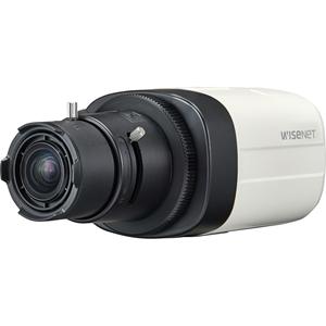 Videocamera di sorveglianza Hanwha Techwin WiseNet HD+ HCB-6000PH 2 Megapixel - Monocromatico, Colore - 1920 x 1080 - CMOS - Cavo