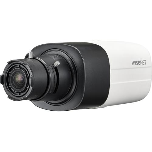 Videocamera di sorveglianza Hanwha Techwin WiseNet HD+ HCB-6001 2 Megapixel - Monocromatico, Colore - 1920 x 1080 - CMOS - Cavo