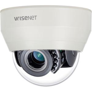 Videocamera di sorveglianza Hanwha Techwin WiseNet HD+ HCD-6080R 2 Megapixel - Monocromatico, Colore - 20 m Visione notturna - 1920 x 1080 - 3,20 mm - 10 mm - 3,1x Ottico - CMOS - Cavo - Dome - Montaggio a muro, Montaggio su tubo, Ceiling Mount, Montaggio poli