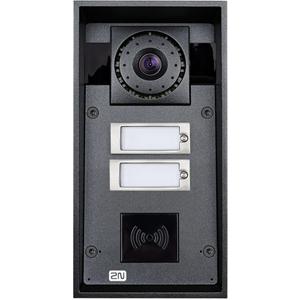 Substazione videocitofono 2N IP Force - 135° Orizzontale - 109° Verticale