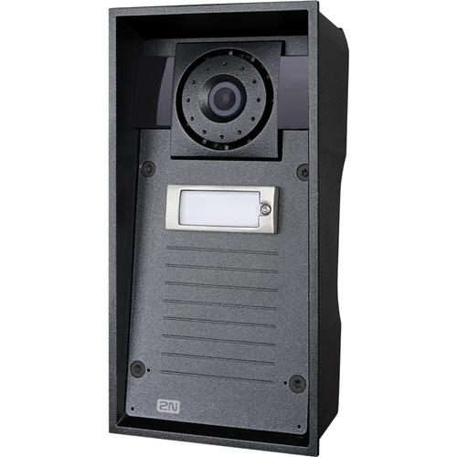 Substazione videocitofono 2N Helios IP Force - 135° Orizzontale - 109° Verticale - Full-duplex - Entrata porta