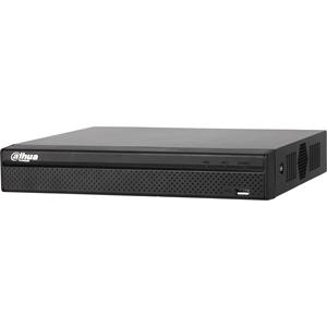 Stazione di videosorveglianza Dahua NVR4104HS-P-4KS2 - 4 Canali - Videoregistratore di rete - H.264, H.265 Formati - Ingresso video composito - 1 Ingresso audio - 1 Uscita audio - 1 Uscita VGA - HDMI